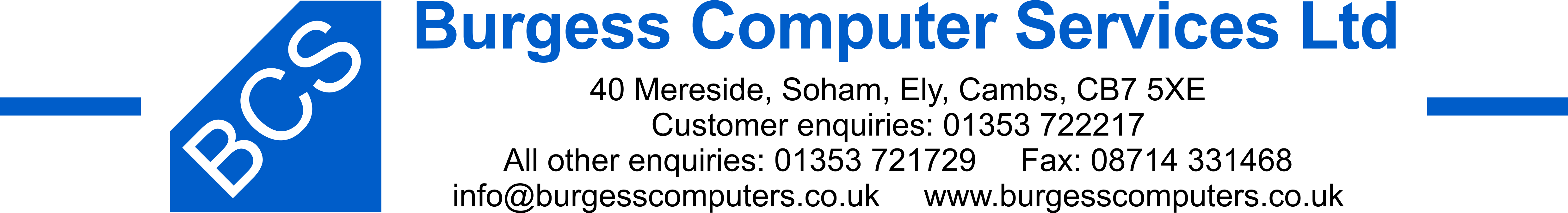 Burgess Computer Services Ltd