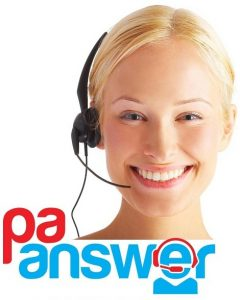 """""""A business essential. The PA Answer service has enabled us to grow in the knowledge that we have the back up of our team of brilliant PAs whenever we need them. The best value for money support service in the UK."""""""