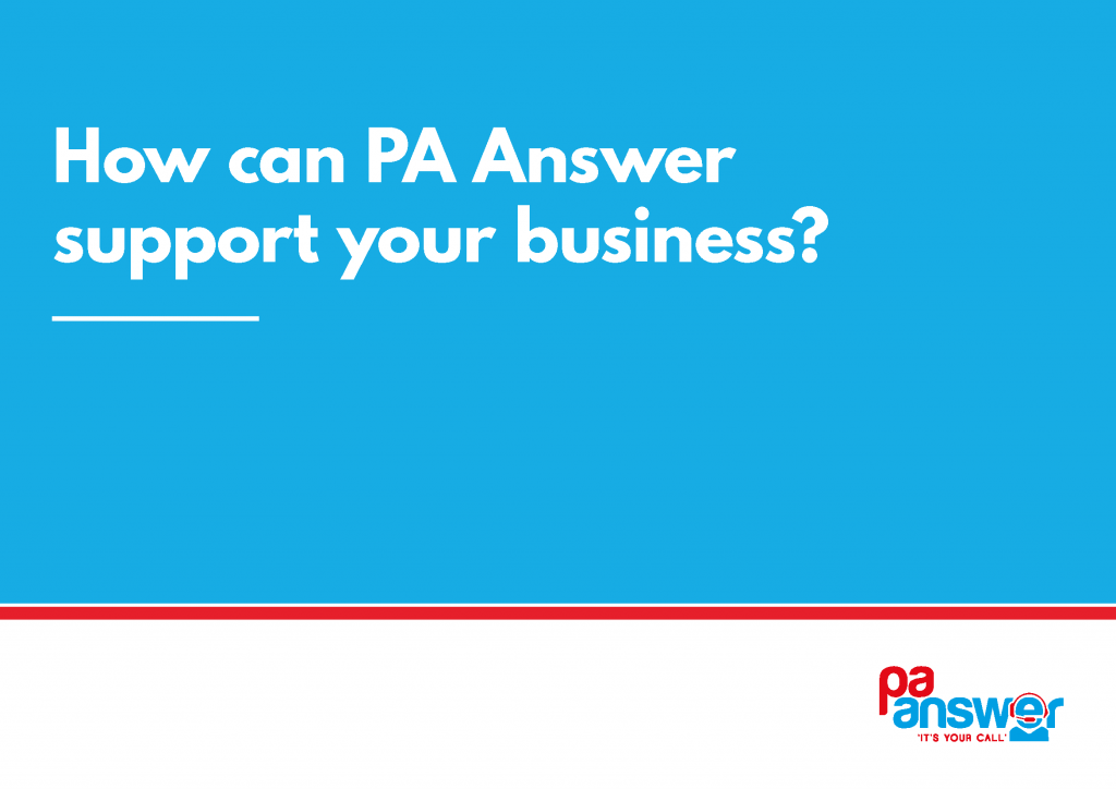 How_can_PA_Answer_support_your business_Company_Brochure_2021